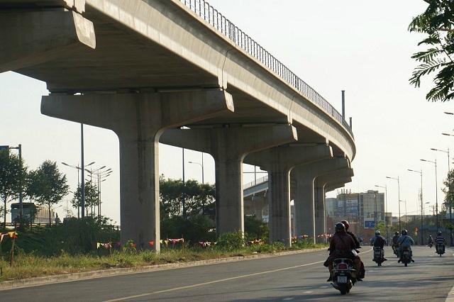 Tuyến Metro số 1 và số 2 ở TP HCM tiếp tục lùi tiến độ