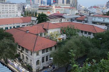 TP HCM tính mời chuyên gia nước ngoài bảo tồn Dinh Thượng Thơ gần 130 năm tuổi