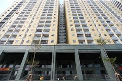 Bất động sản Hà Nội: Nhiều khối đế chung cư chung cảnh ế ẩm