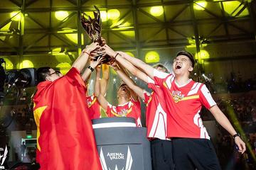 Team Flash gọi vốn thành công 1,5 triệu USD cho lĩnh vực E-Sports
