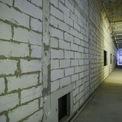 <p> Dãy hành lang ở hầm B1 tại ga Nhà hát Thành phố cơ bản đã hoàn thành phần thô, chuẩn bị vào giai đoạn hoàn thiện.</p>