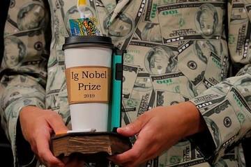 Những nghiên cứu 'kỳ quặc' thắng giải Ig Nobel 2019