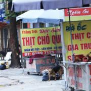 TP HCM khuyến cáo người dân bỏ thói quen ăn thịt chó
