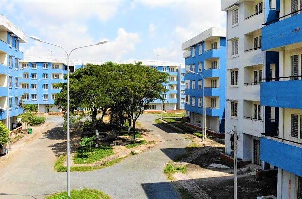 Ngoài Thủ Thiêm, TP HCM còn một khu tái định cư nghìn căn hộ chờ đấu giá
