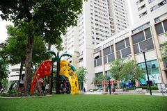Xu hướng khách hàng chọn mua dự án có không gian vui chơi cho trẻ