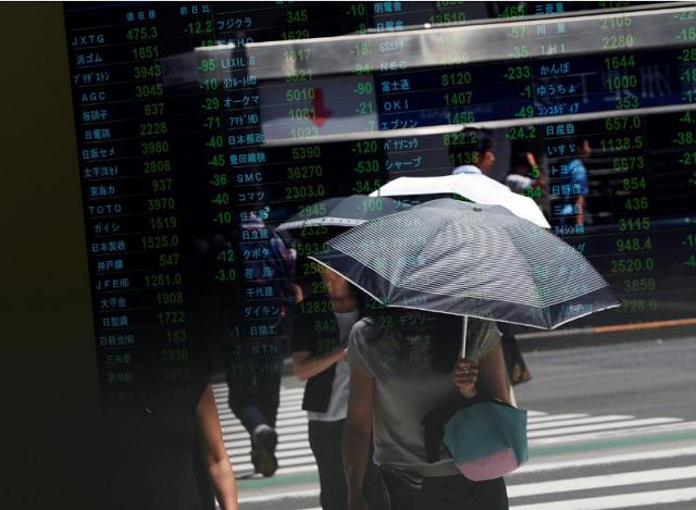 Chứng khoán châu Á giảm sau vụ tấn công vào ngành năng lượng lớn nhất thế giới