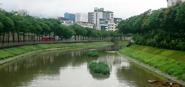 Hà Nội xây 3 cầu vượt cho người đi bộ, xe đạp qua sông Tô Lịch