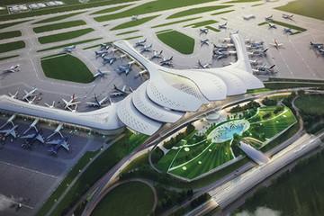 Sân bay Long Thành lại nguy cơ trễ hẹn