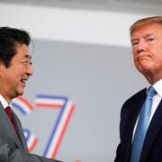 Trump nói đã đạt thỏa thuận thương mại với Nhật Bản