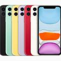 """<p class=""""Normal""""> <strong>Nhiều màu sắc hơn</strong></p> <p class=""""Normal""""> iPhone 11 Pro và Pro Max có 4 màu sắc là xám, bạc, vàng và xanh lá đậm. Trong khi đó iPhone 11 có 6 tùy chọn màu sắc, bao gồm: tím, vàng, xanh, đen, trắng và đỏ.</p>"""