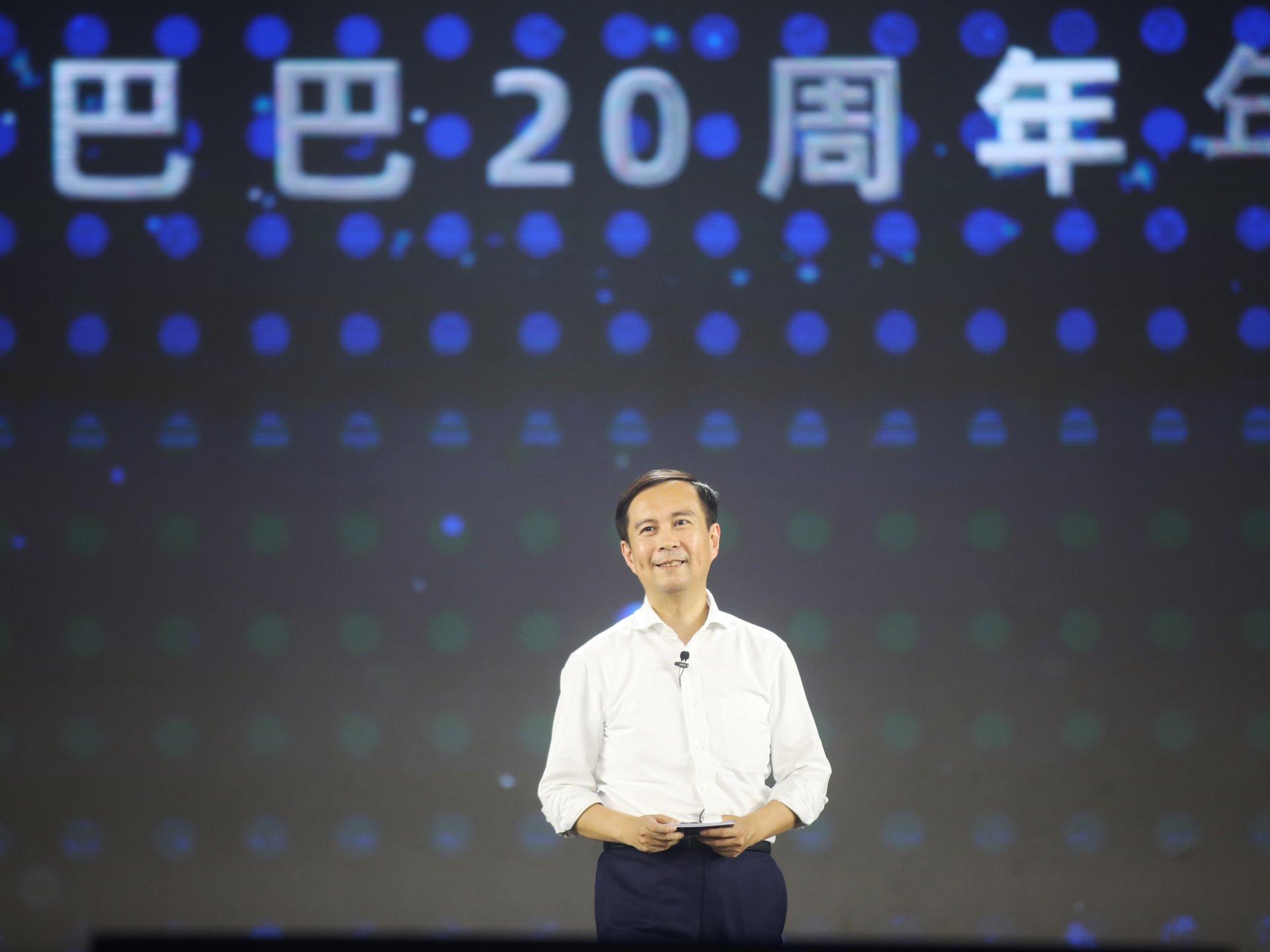 daniel zhang, alibaba - 7 1568770177 - Đường thăng tiến của Daniel Zhang – người thay Jack Ma làm chủ tịch Alibaba