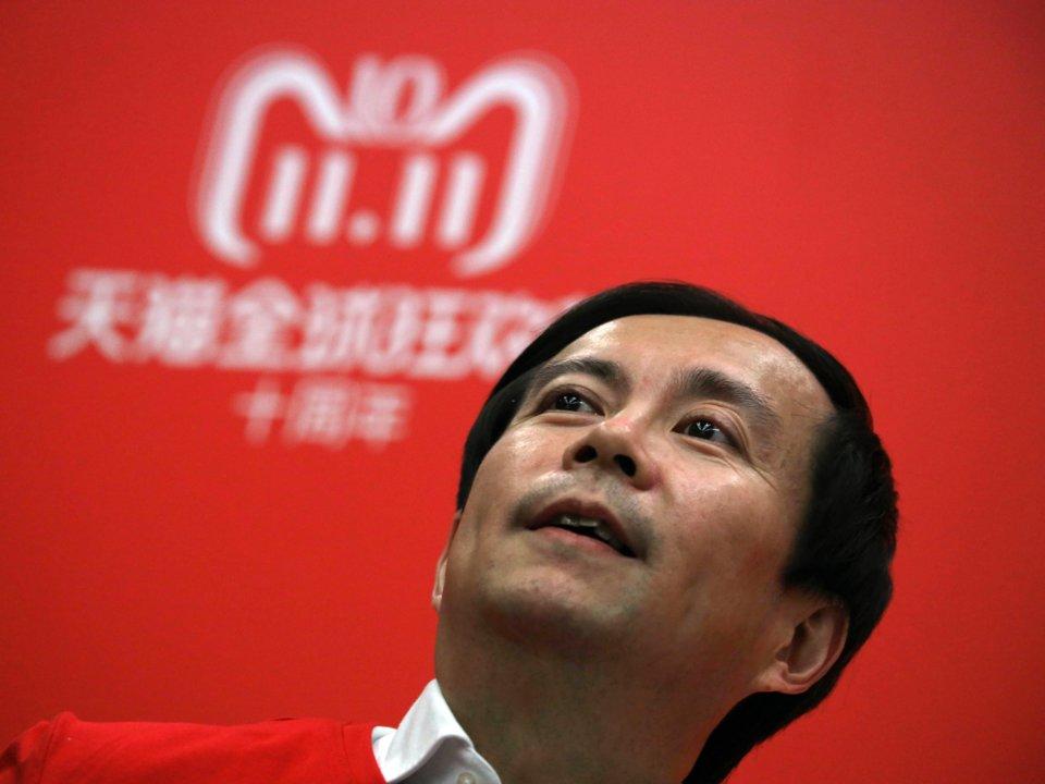 daniel zhang, alibaba - 8 1568770177 - Đường thăng tiến của Daniel Zhang – người thay Jack Ma làm chủ tịch Alibaba