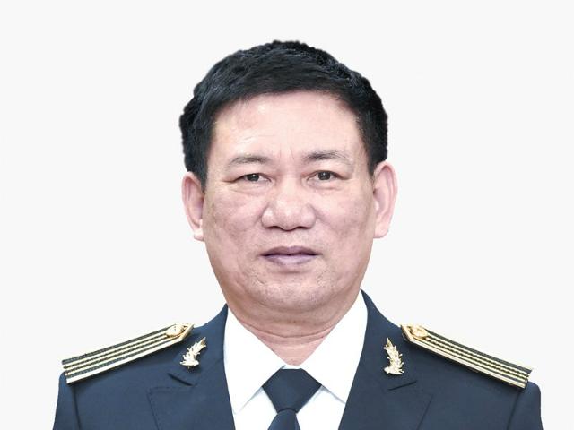 Tổng KTNN, TS. Hồ Đức Phớc.