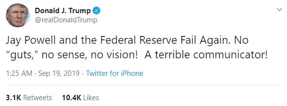 Ảnh: Twitter/@realDonaldTrump.