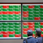 Nhiều ngân hàng trung ương công bố quyết sách tiền tệ, chứng khoán châu Á trái chiều