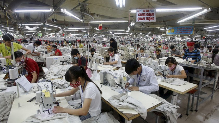 Việt Nam tiếp tục xuất siêu 190 triệu USD nửa đầu tháng 9