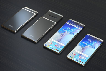 Galaxy S11 có thể sở hữu màn hình co giãn