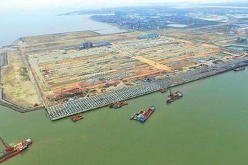 Gần 7.000 tỷ đồng đầu tư 2 bến số 3, 4 cảng Lạch Huyện