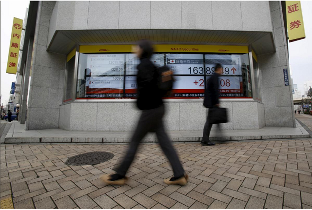 Trung Quốc hạ lãi suất lần 2, chứng khoán châu Á tăng