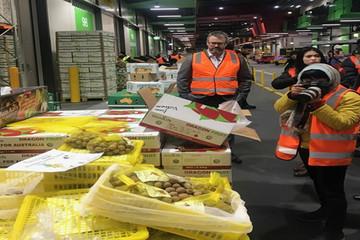 Lỗi đóng gói khiến nhãn Việt bị dừng thông quan vào Australia