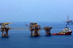 PVB ký hợp đồng đường ống dẫn khí Nam Côn Sơn 2
