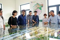 LDG Group tổ chức sự kiện tham quan dự án cho nhà đầu tư