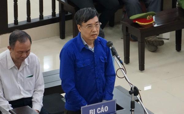 Đề nghị tuyên phạt nguyên Thứ trưởng Lê Bạch Hồng 8-9 năm tù