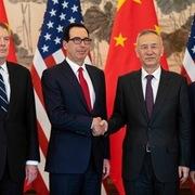 Trung Quốc nói đàm phán thương mại với Mỹ 'tiến triển'