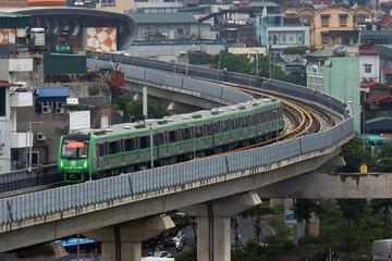 Đường sắt nghìn tỷ Cát Linh - Hà Đông biết lỗ vẫn 'cố' làm