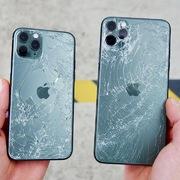 Thả rơi iPhone 11 Pro và 11 Pro Max thử độ bền