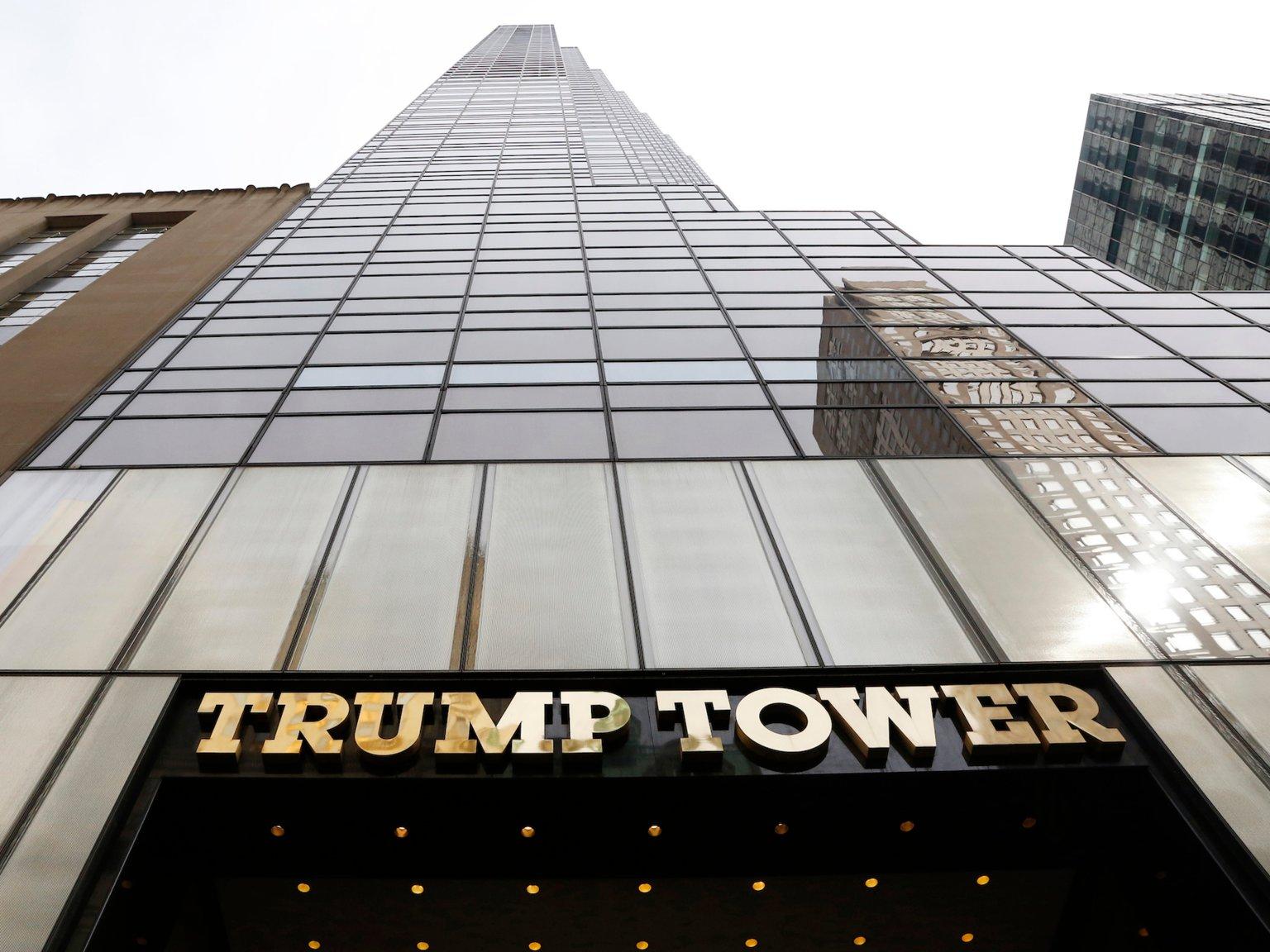 donald trump - trump2 1569235332 - Khối bất động sản hơn 122 triệu USD của Trump có gì?