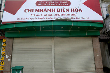Địa ốc Alibaba - nơi đóng cửa, chỗ cầm cự