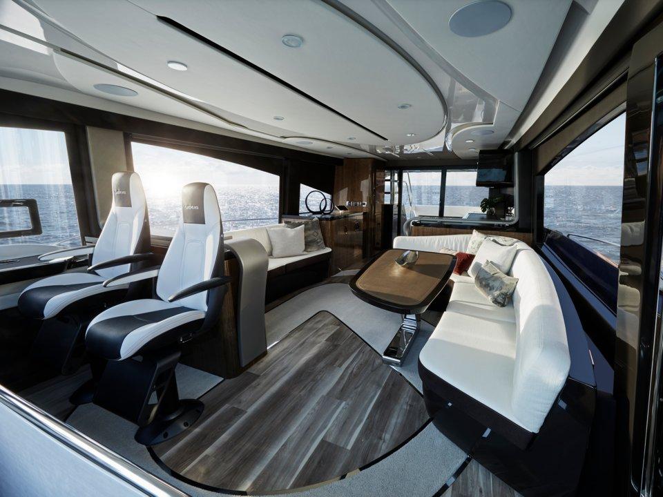ly 650 - 3 1569292236 - Ngắm siêu du thuyền đầu tiên của Lexus, giá hàng triệu USD