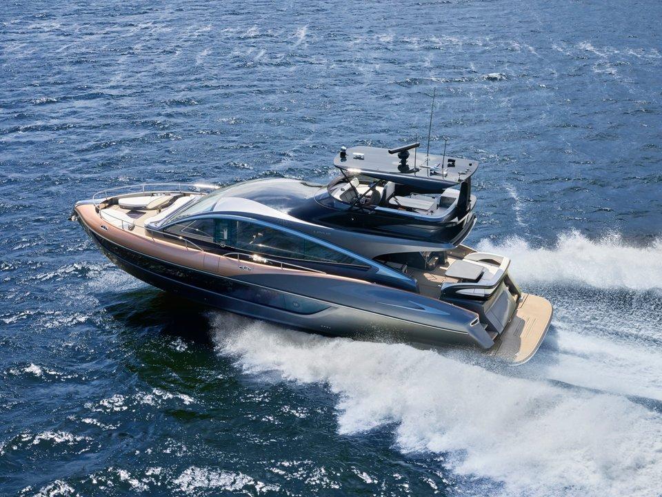 ly 650 - 8 1569292424 - Ngắm siêu du thuyền đầu tiên của Lexus, giá hàng triệu USD