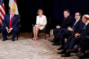 Trump chất vấn nhóm đàm phán sau khi Trung Quốc hủy thăm bang nông nghiệp Mỹ