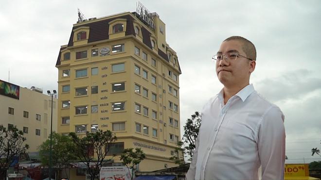 'Trùm' địa ốc Alibaba Nguyễn Thái Luyện bị khởi tố