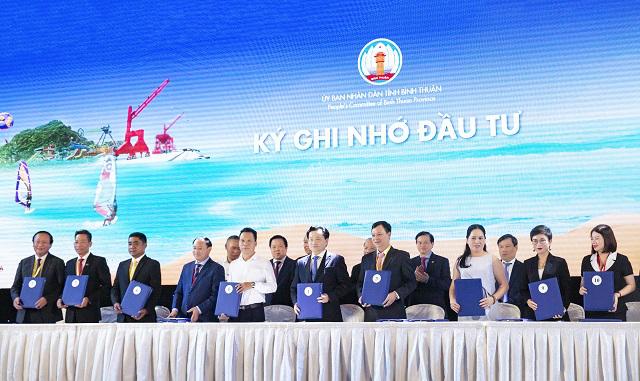 Tập đoàn Hải Phát dự kiến đầu tư 6.000 tỷ đồng vào Bình Thuận