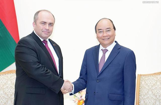Phó Thủ tướng Belarus khai trương nhà máy sản xuất ôtô tải liên doanh tại Hưng Yên