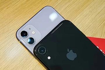 Giá iPhone 11 rẻ hơn iPhone XS