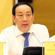 Xóa tư cách nguyên Thứ trưởng Giao thông Vận tải của ông Nguyễn Hồng Trường