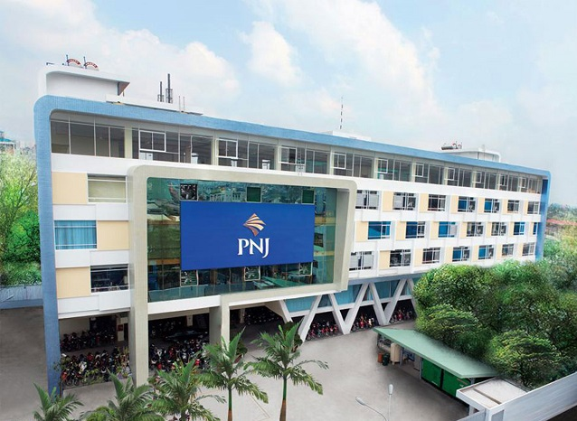 PNJ báo lãi 8 tháng đạt 710 tỷ, tăng 12%