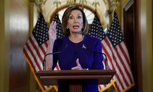 Hạ viện Mỹ mở cuộc điều tra luận tội Trump
