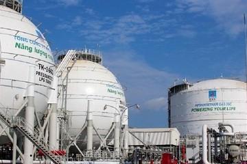 PV Gas ước lãi 8.760 tỷ đồng trong 9 tháng, giảm 4% so với cùng kỳ