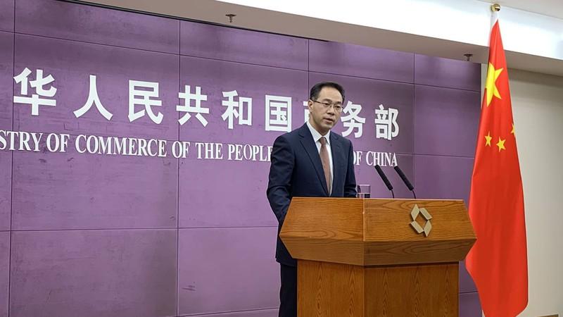 Doanh nghiệp Trung Quốc hoàn tất mua bán lượng nông sản lớn với Mỹ