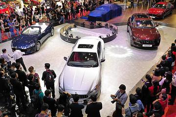 Triển lãm ôtô Việt Nam 2019 vắng hàng loạt hãng xe