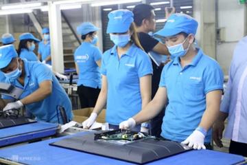 Sharp Việt Nam tố cáo Asanzo