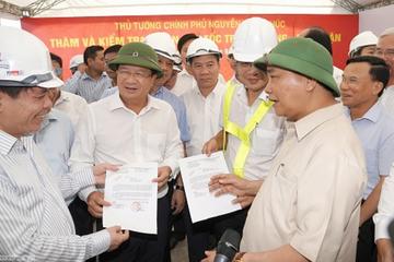 Thủ tướng đồng ý bố trí gần 2.200 tỷ đồng cho cao tốc Trung Lương - Mỹ Thuận