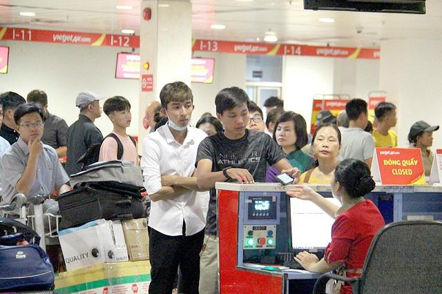 Khi nào mở rộng xong sân bay Tân Sơn Nhất?