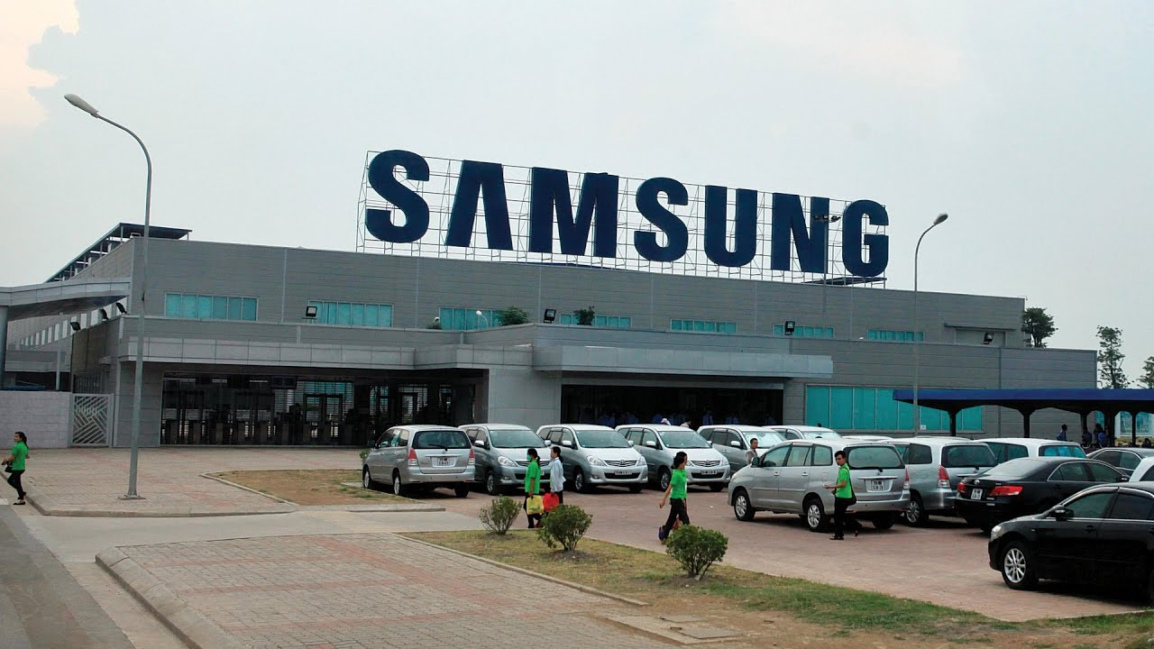 Samsung có thể đầu tư ở Hoà Bình
