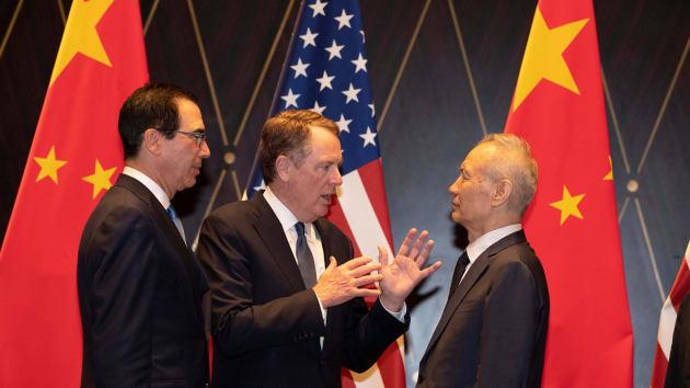 CNBC: Vòng đàm phán cấp cao Mỹ - Trung sẽ diễn ra vào ngày 10 - 11/10